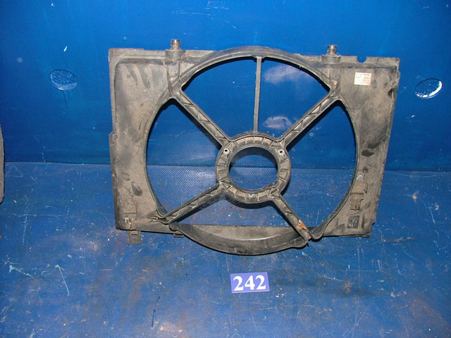 Carcasa ventilator racire diesel