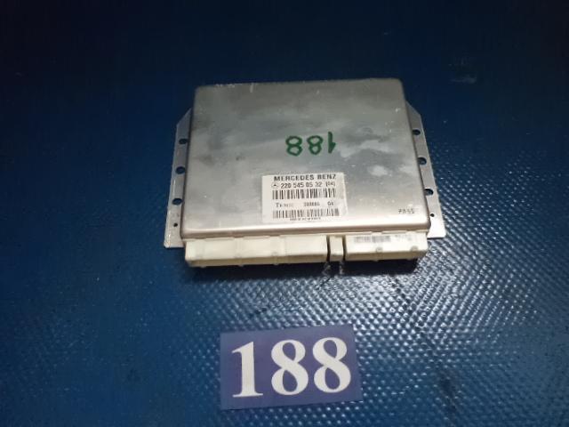 Unitate comanda suspensie pneumatica A2205450532