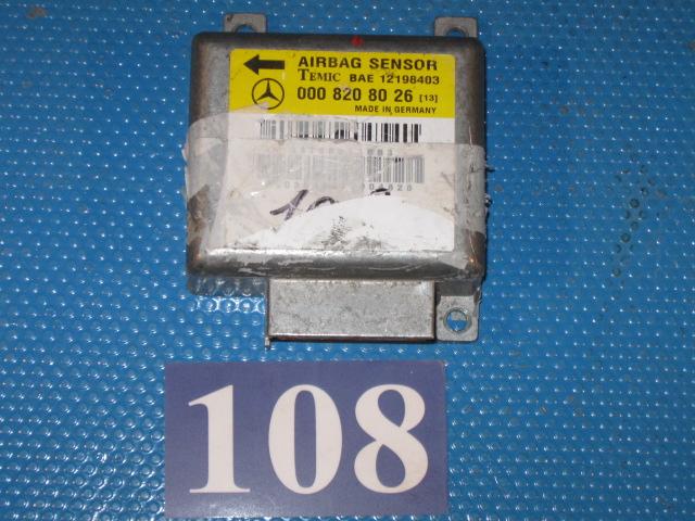 Modul declansator airbag A 0008208026