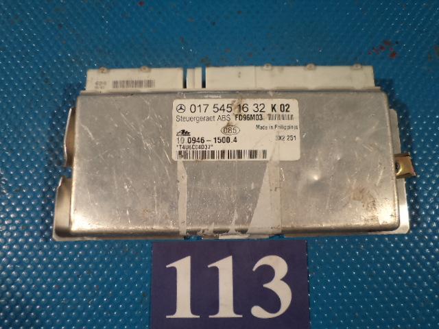 Calculator ABS A 0175451632, 10.0946-1500.4