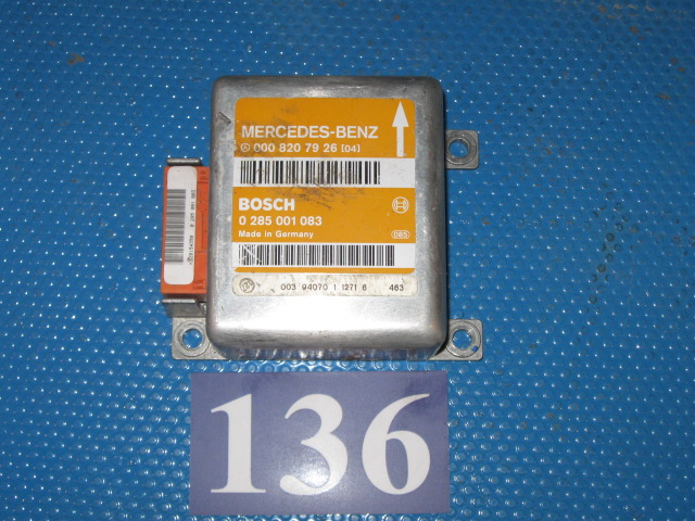 Modul declansator airbag A 0285001083