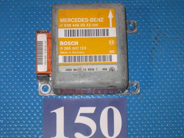 Modul declansator airbag A 6384460042