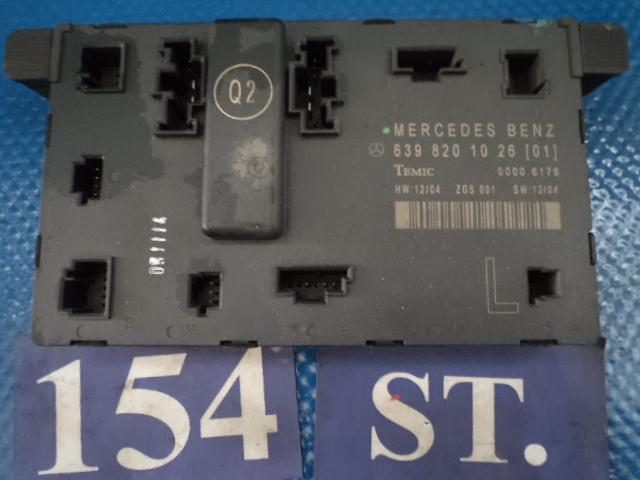 Modul macara stanga fata A 6398201026