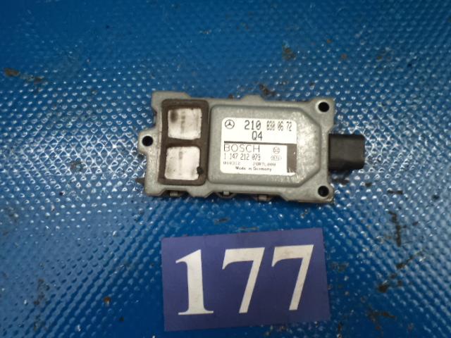 Senzor aer poluat la reciclare A 2108300672