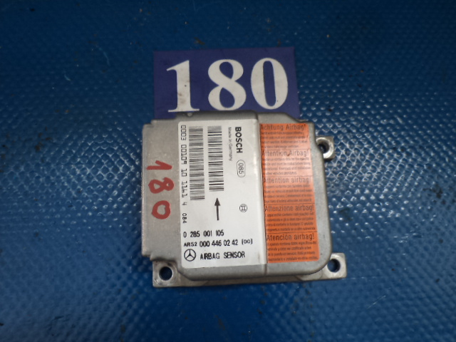Modul declansator airbag A 0285001105, 004460242