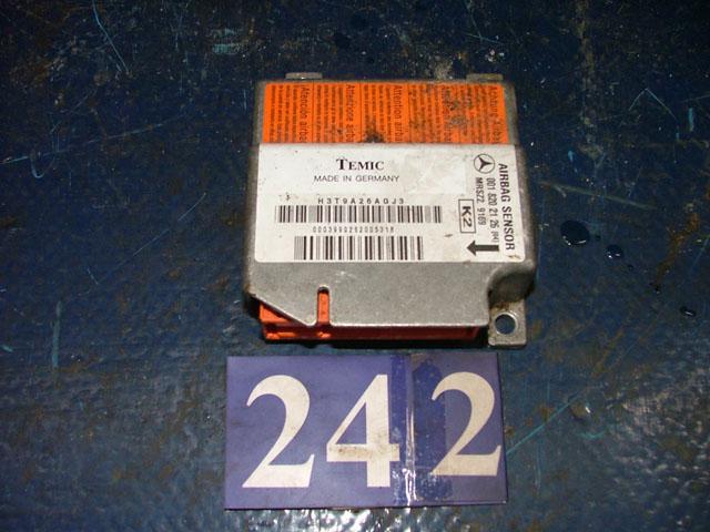 Modul declansator airbag A0018202126
