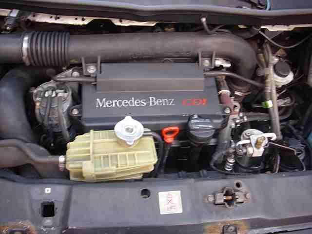 Motor 108CDI