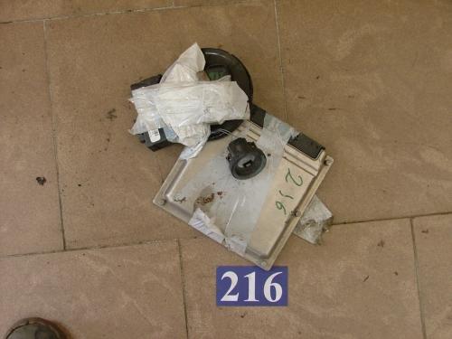 Calculator Motor 2.7CDI cu imobilizator  A0245453232/0281010283/A1634600090/A1635454032