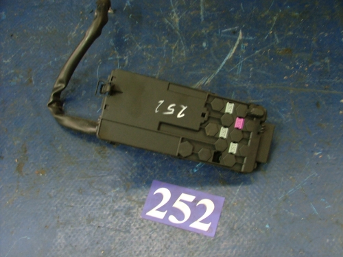 Tablou sigurante fata A2115452301