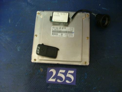 Calculator Motor  cu imobilizator diesel A6121533279
