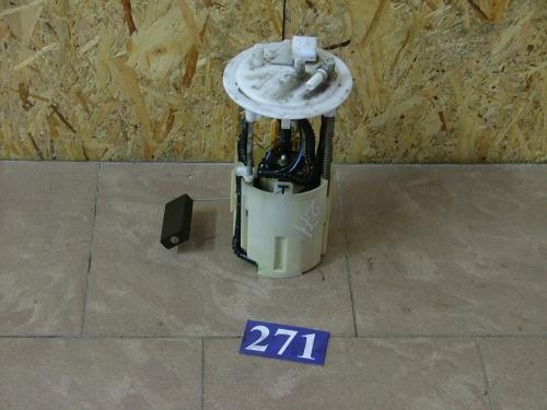 Sonda litrometrica si pompa combustibil
