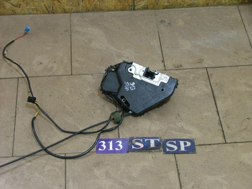 Sistem inchidere usa stanga spate