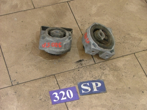 Tampon motor diesel spate