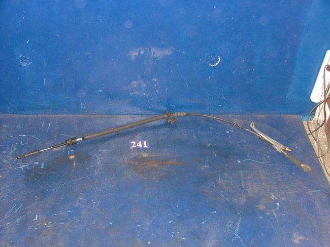 Set cablu timonerie pentru cutie automata