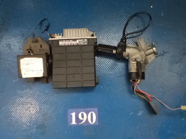 Calculator Motor+ imobilizator A0235450632
