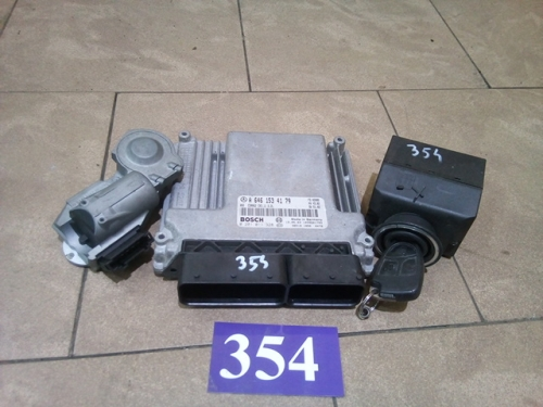 Set calculator Motor A6461534179/0281011328