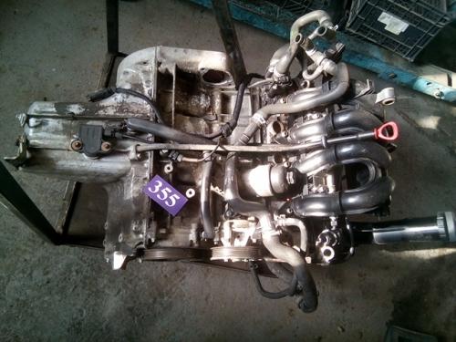 Motor 1,4 benzina Mercedes A140