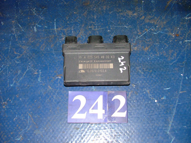 Unitate control  A025545832