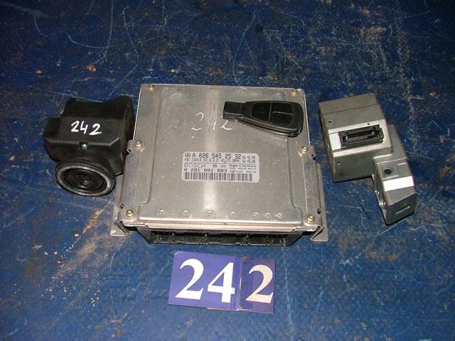 Contact pornire cu cheie + imobilizator A0265452532 CDI