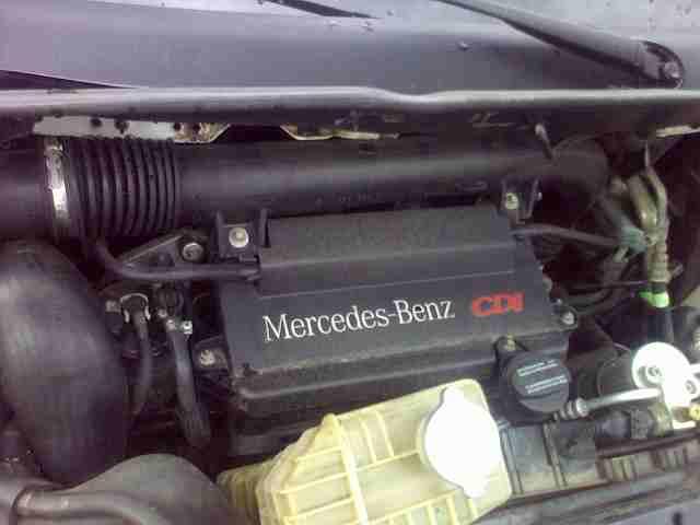 Motor 112CDI