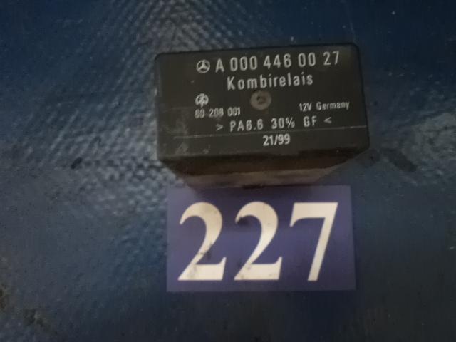 Modul releu A0004460027