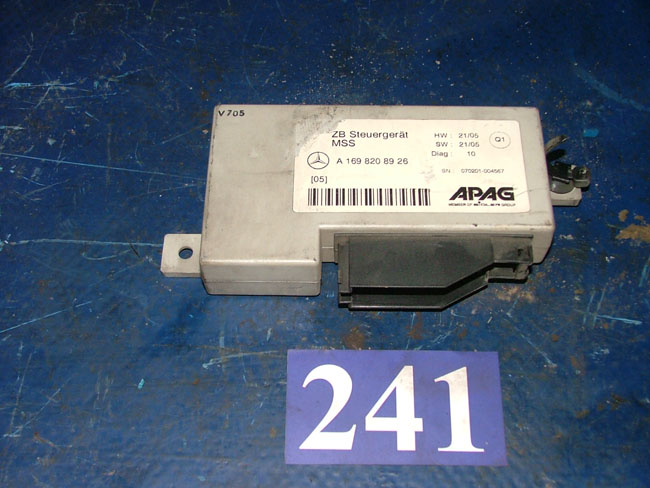 Unitate de control multifunctional A1698208926