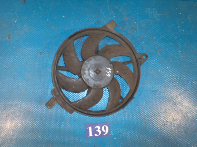 Ventilator intercooler