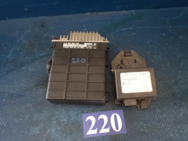 Calculator Motor cu imobilizator A0235450632 diesel