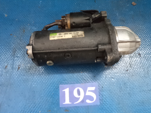 Electromotor diesel A0051511301