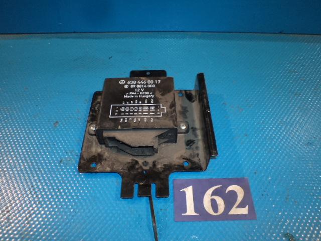 Unitate comanda suspensie pneumatica A 6384460017
