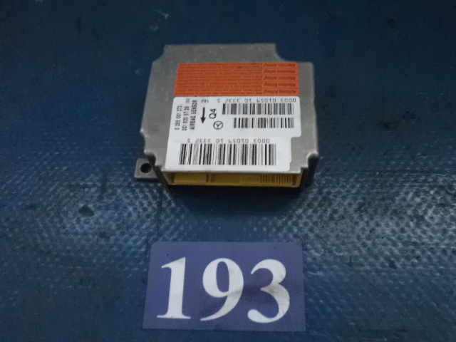 Modul declansator airbag A0018209726